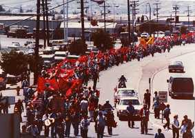 March 31 is Cesar Chavez Day across the U.S.
