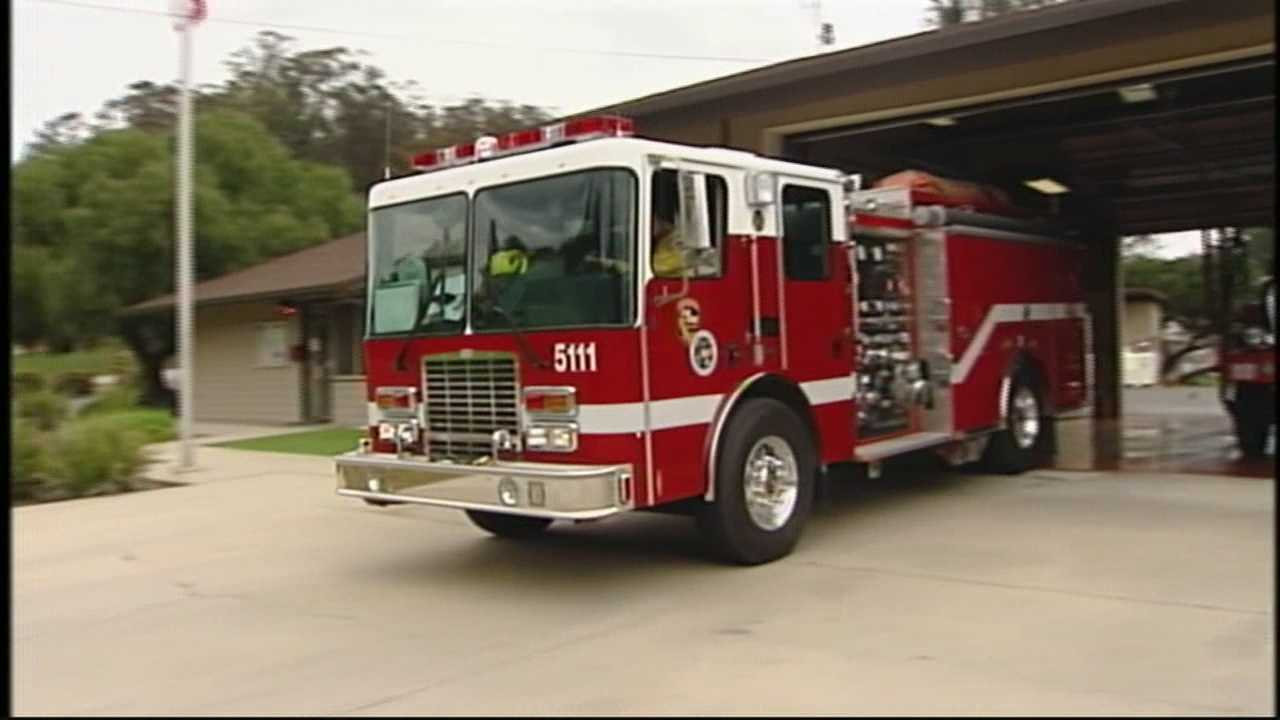 Dry conditions throughout the state have Cal Fire boosting the number of seasonal firefighters. An additional 300 firefighters have been called up throughout the state, including on the Central Coast.
