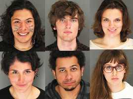 Some Banana Slugs were arrested at the University of California Santa Cruz on Wednesday and Thursday while supporting a strike for graduate student employees.
