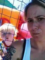 Christina Kenney is a former U.S. Marine. Her son, Brandon Alexander Kenney Jr.,was 19-months-old when he died.