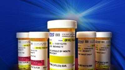 Police encourage people to safely dispose of old prescriptions