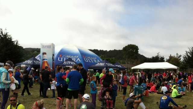 Runners enjoy Carmel marathon