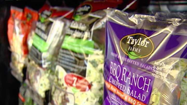 Taylor Farms receives White House shout-out