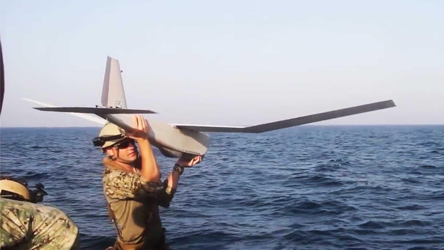 puma drone