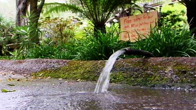 Carmel leak