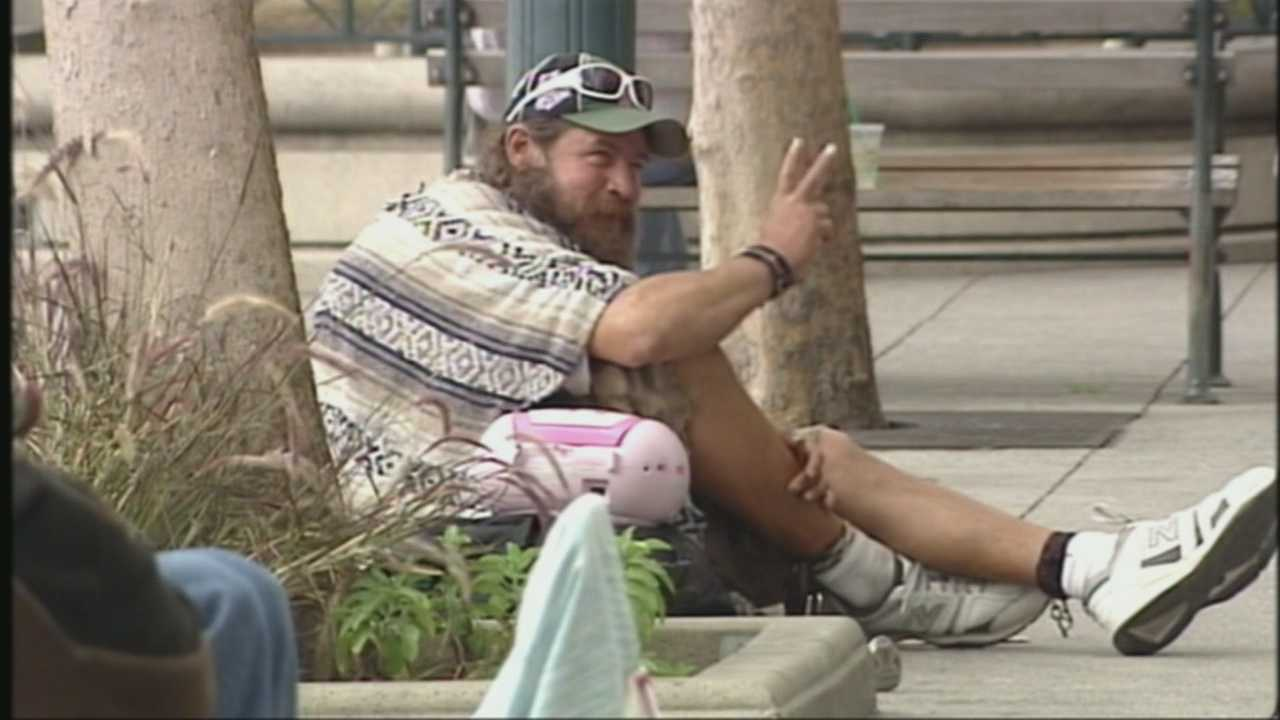 Santa Cruz County health department officials said 1 in 4 homeless people said alcohol and drug treatment programs would have helped prevent their homelessness.