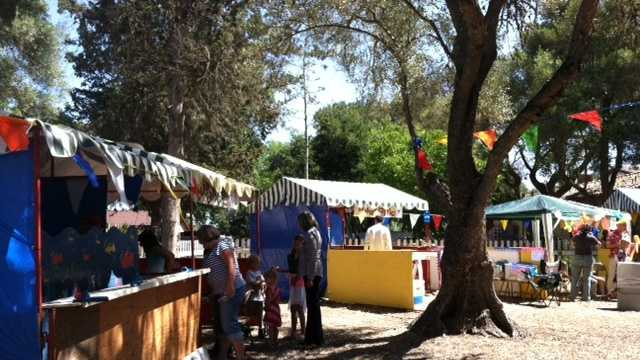 Old Mission Fiesta