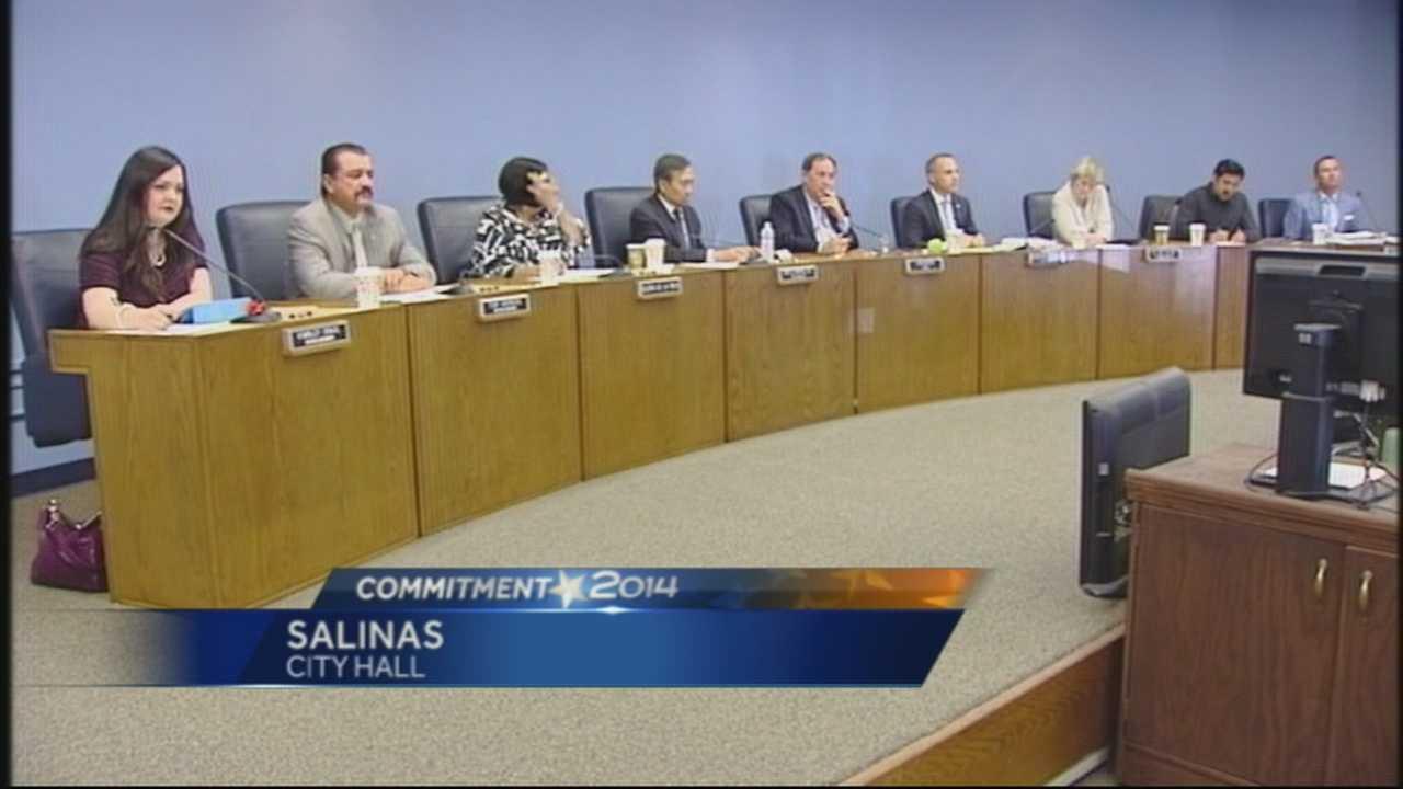 Salinas wants 2 sales tax measures on ballot