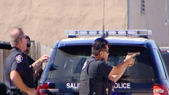 Murder suspect arrested in Salinas