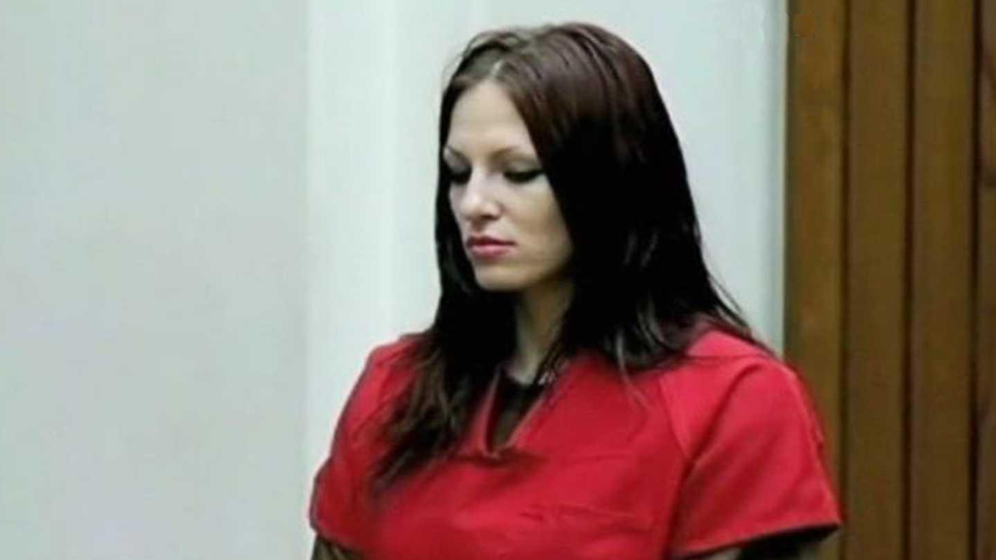 Alix Tichelman in court