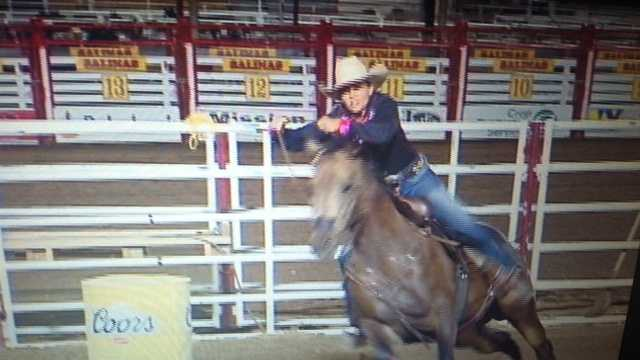 Cowgirls top competition at Salinas Rodeo