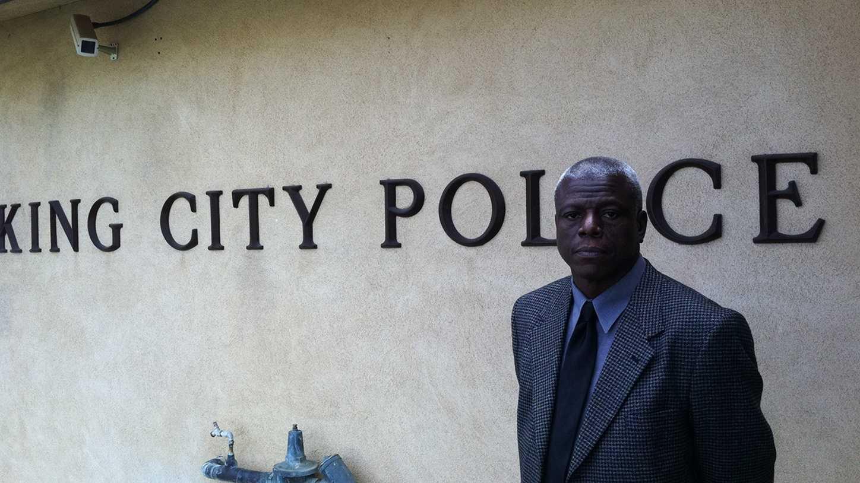 Interim Police Chief Dennis Hegwood