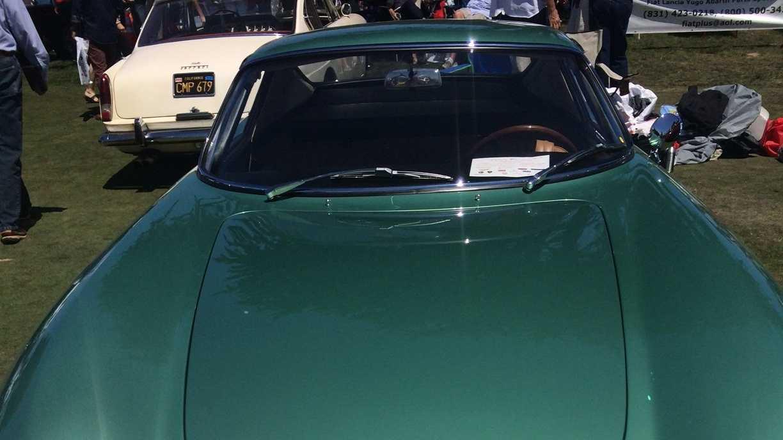 Concorso Italiano shows more than 800 Italian cars