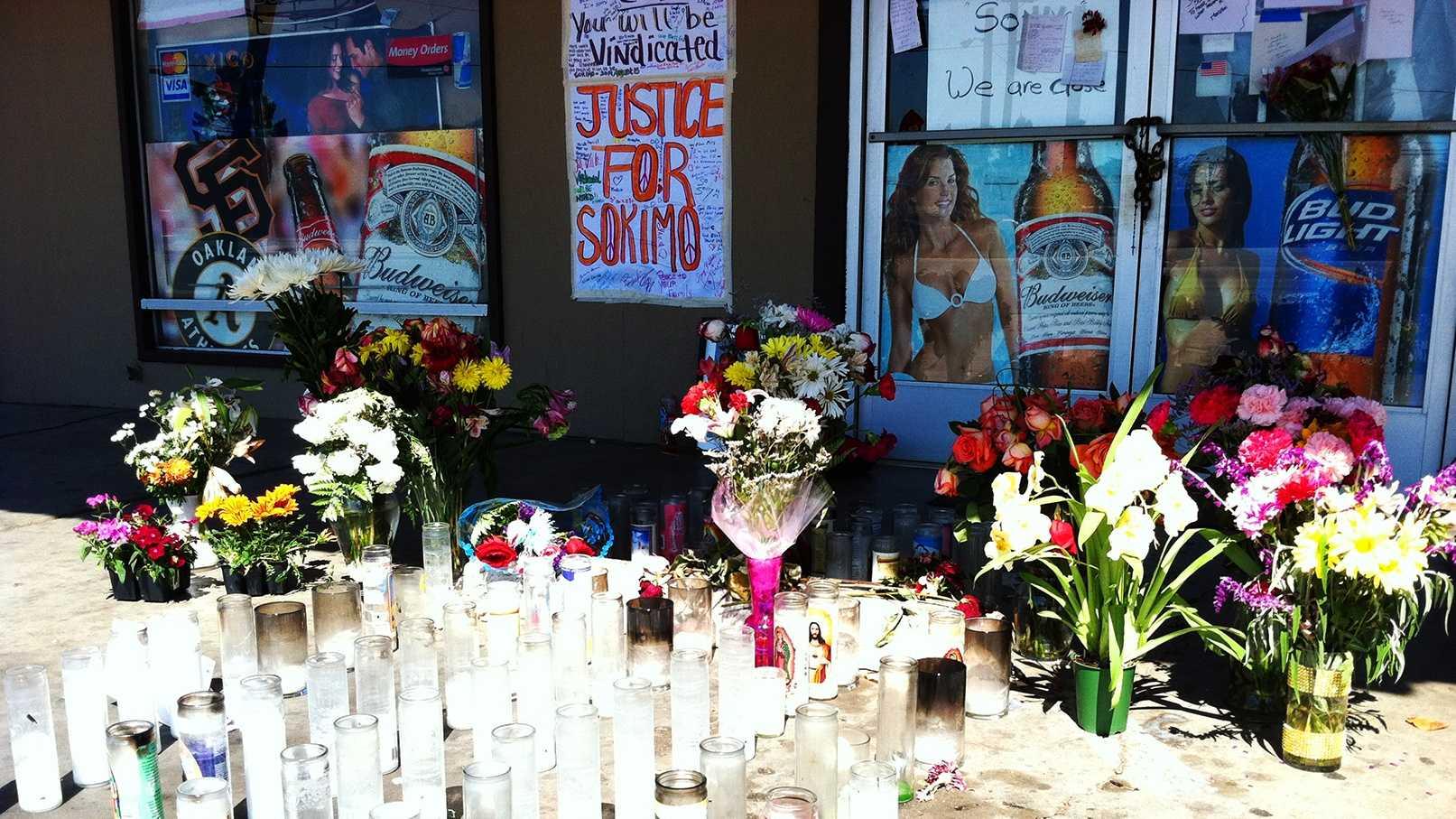 Hot Stop Salinas homicide