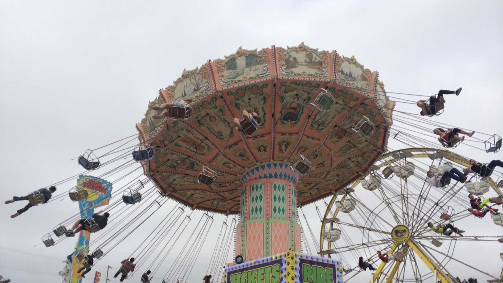 Thousands of people made their way to the Monterey County Fair Friday.
