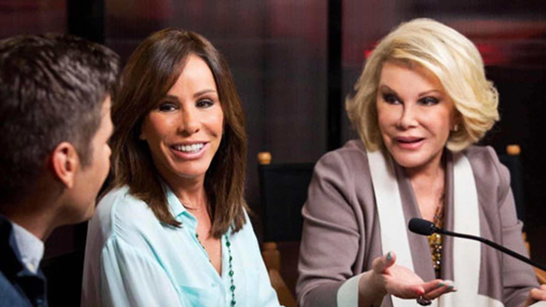 Joan Rivers died on Sept. 4, 2014.