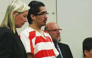 Juan Salazar Jr. was 19 years old when he shot two men to death inside a San Ardo house.