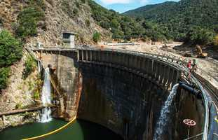 California American Water, which owns the dam, agreed that something had to be done. The utility, which serves 100,000 residents on the Monterey Peninsula, decided that building a new dam would be too expensive.