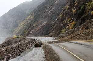 Big Sur rockslide Dec. 12