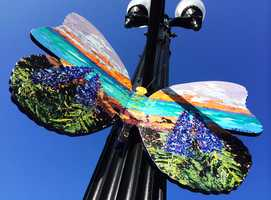 """Teresa Brown, Pacific Grove Art Center's Executive Director, said, """"Our community has always had a vibrant artistic community and this is a great venue to display their talents."""""""