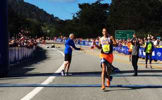 Adam Roach wins the marathon.