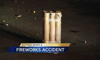 Hollister police arrested a man in connection to a large fireworks explosion that injured multiple kids in a neighborhood on Brigantino Drive. Officers arrested 35-year-old Shawn Bourdet.