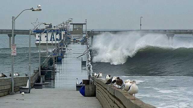El Nino waves