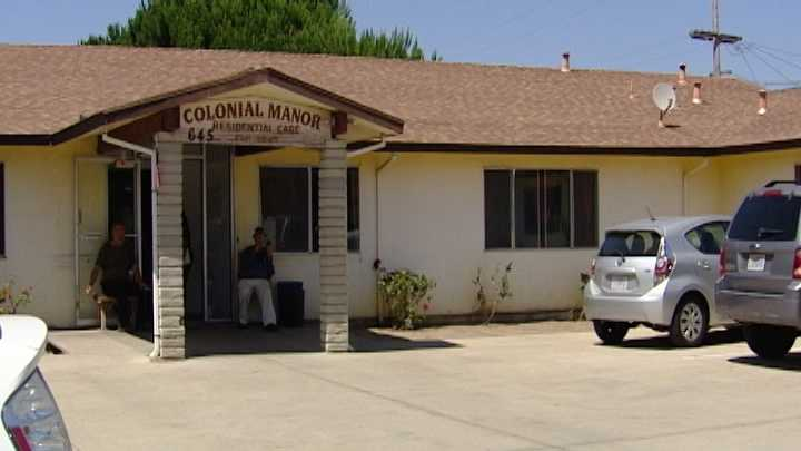 Residents refuse to leave Colonial Manor