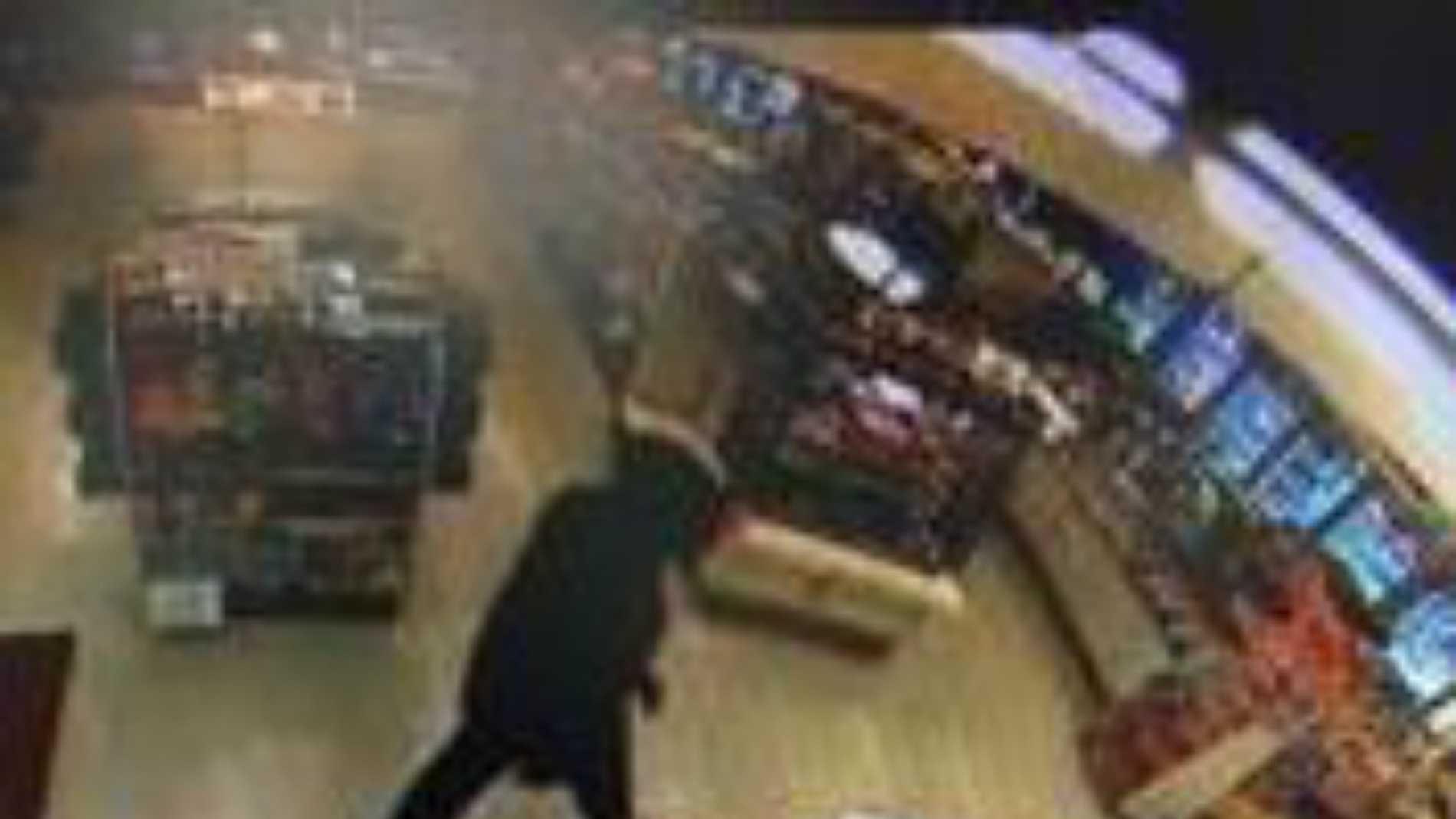 7-11 robber in Morgan Hill