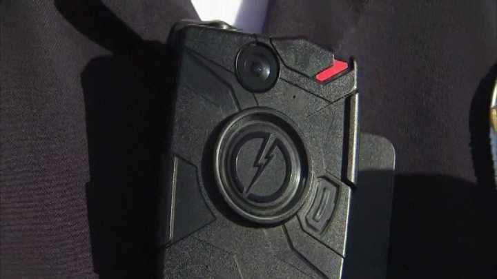 The American Civil Liberties Union is calling for the Los Angeles Police Department to change its body camera policies.