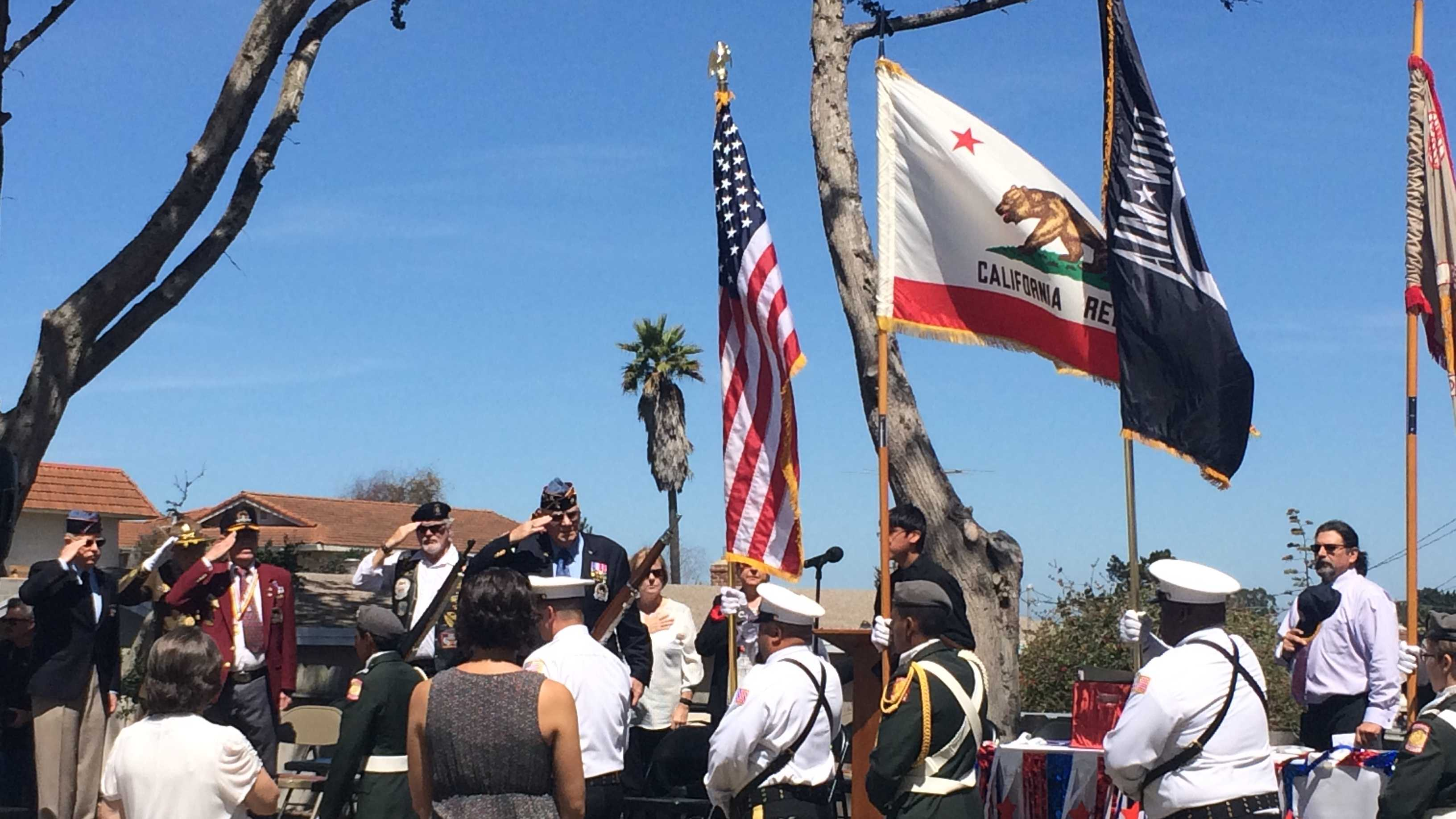For nearly four decades, the military community of Marina has organized the city's Labor Day celebrations.