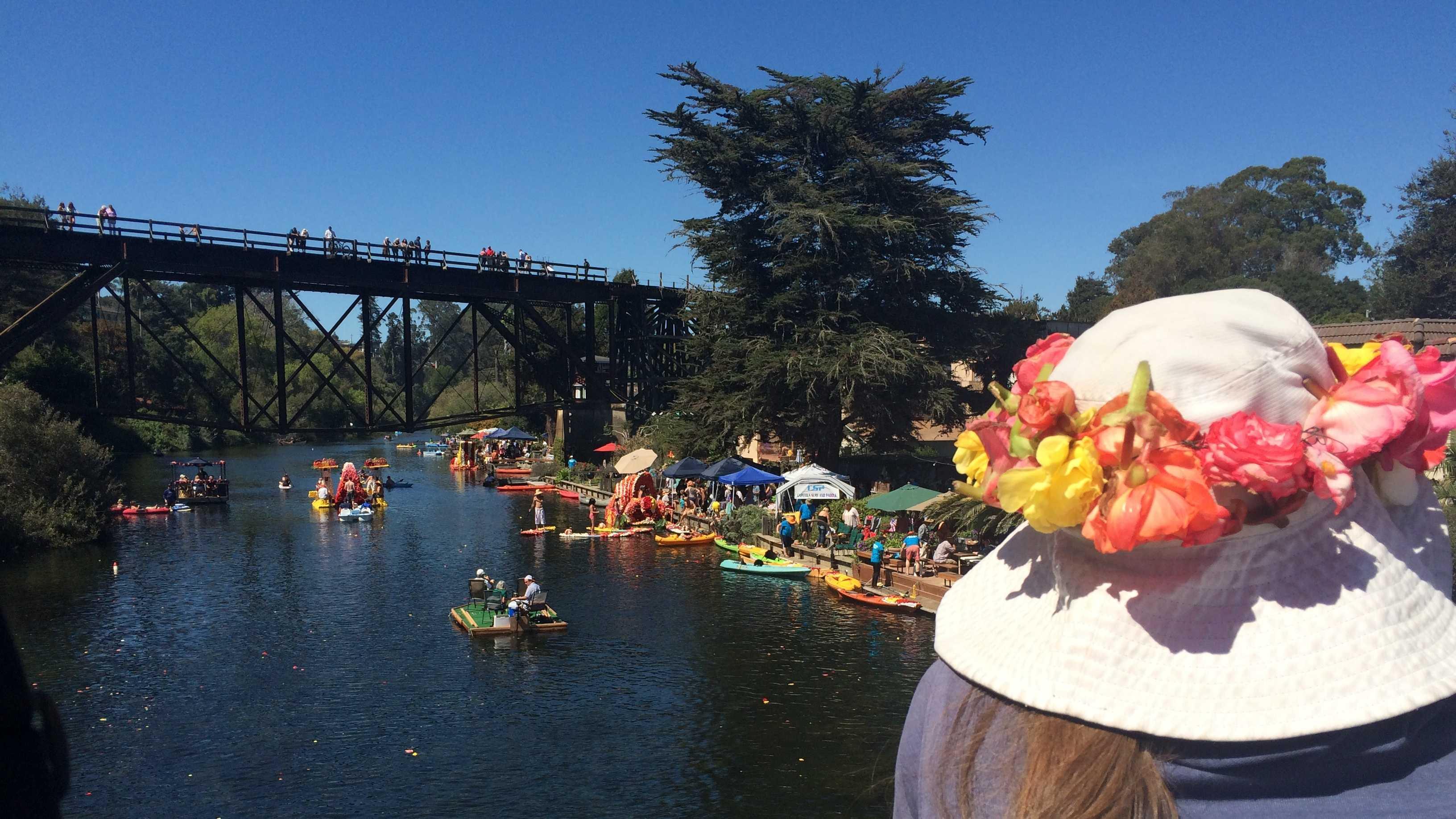 Capitola celebrates 63rd Annual Begonia Festival