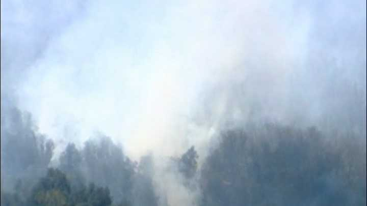 Officials announced Sunday that the Tassajara fire is 100 percent contained.
