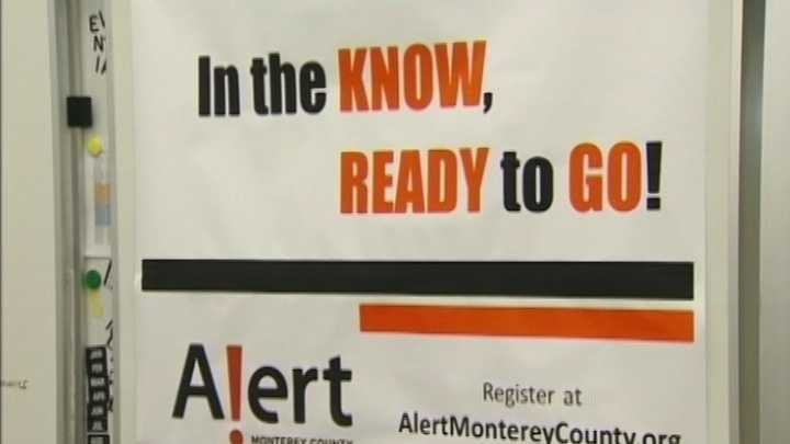 Monterey County creates new emergency notification system