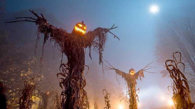 scarecrows halloween