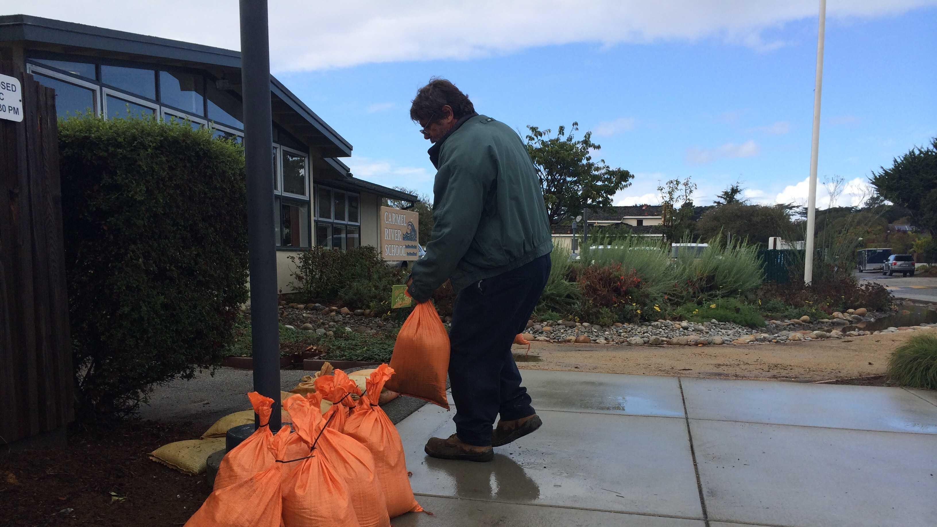 Carmel River school sandbags.jpg