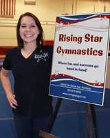 Best woman-owned business: Rising Star Gymnastics