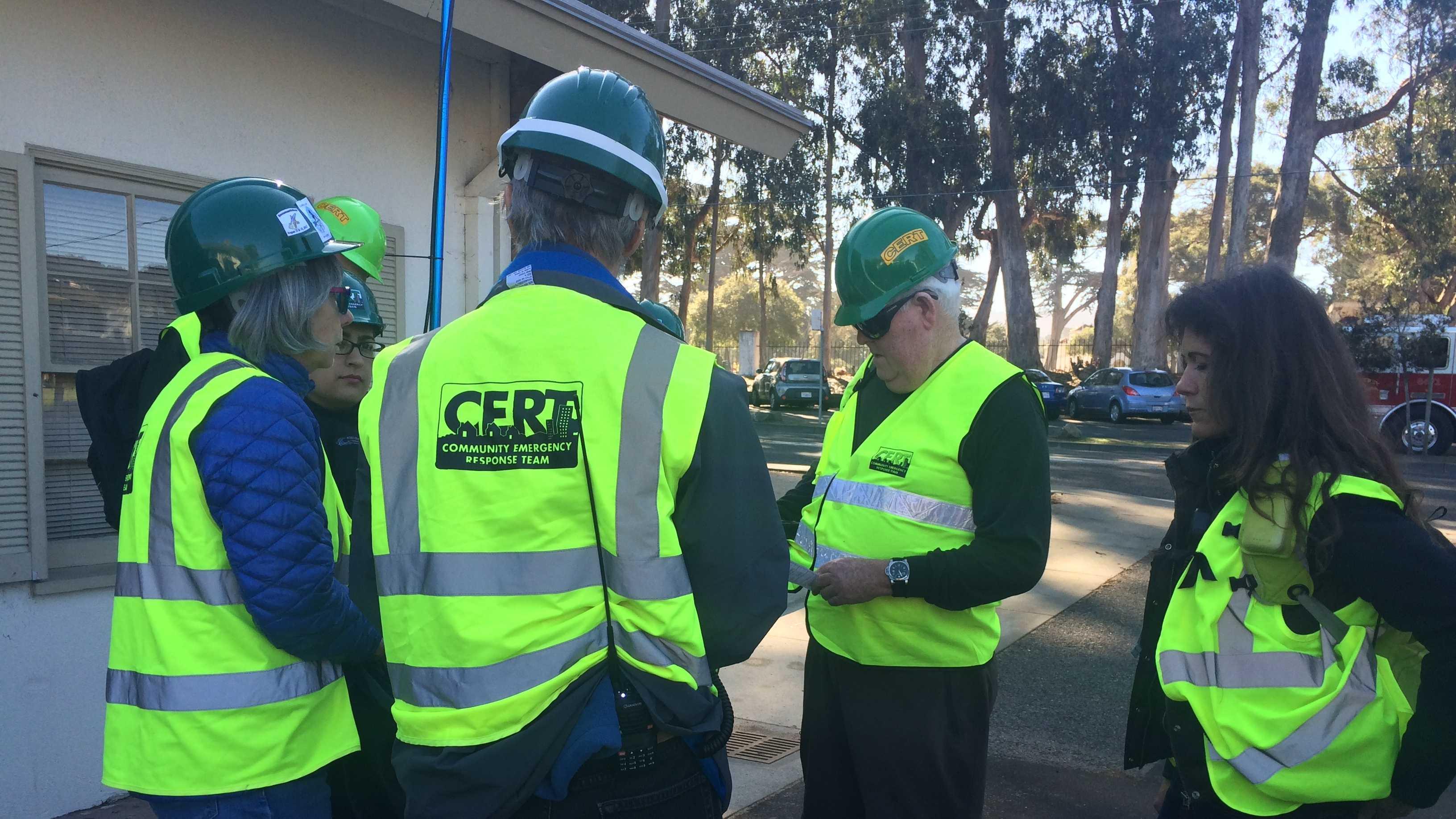 Monterey prepares for emergencies on the peninsula