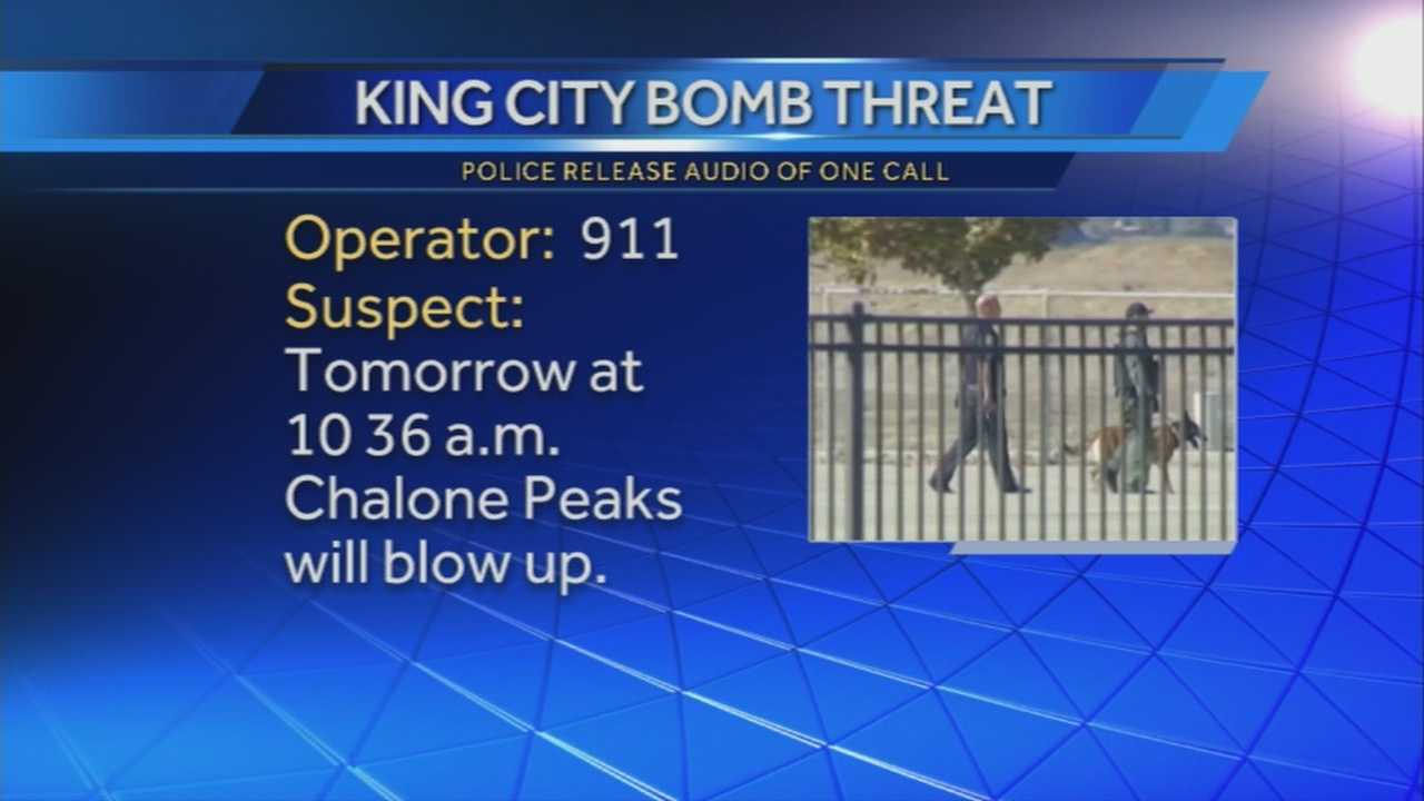 King City Police looking to identify caller