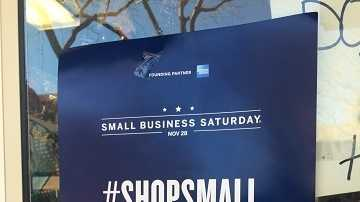 Small Business Saturday brings new customers to Old Town Salinas