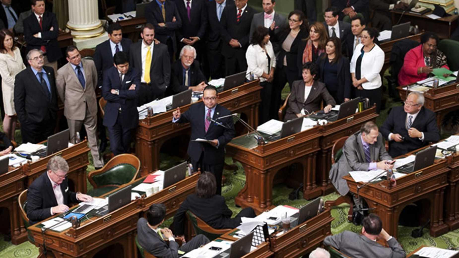 Assemblymember Luis Alejo