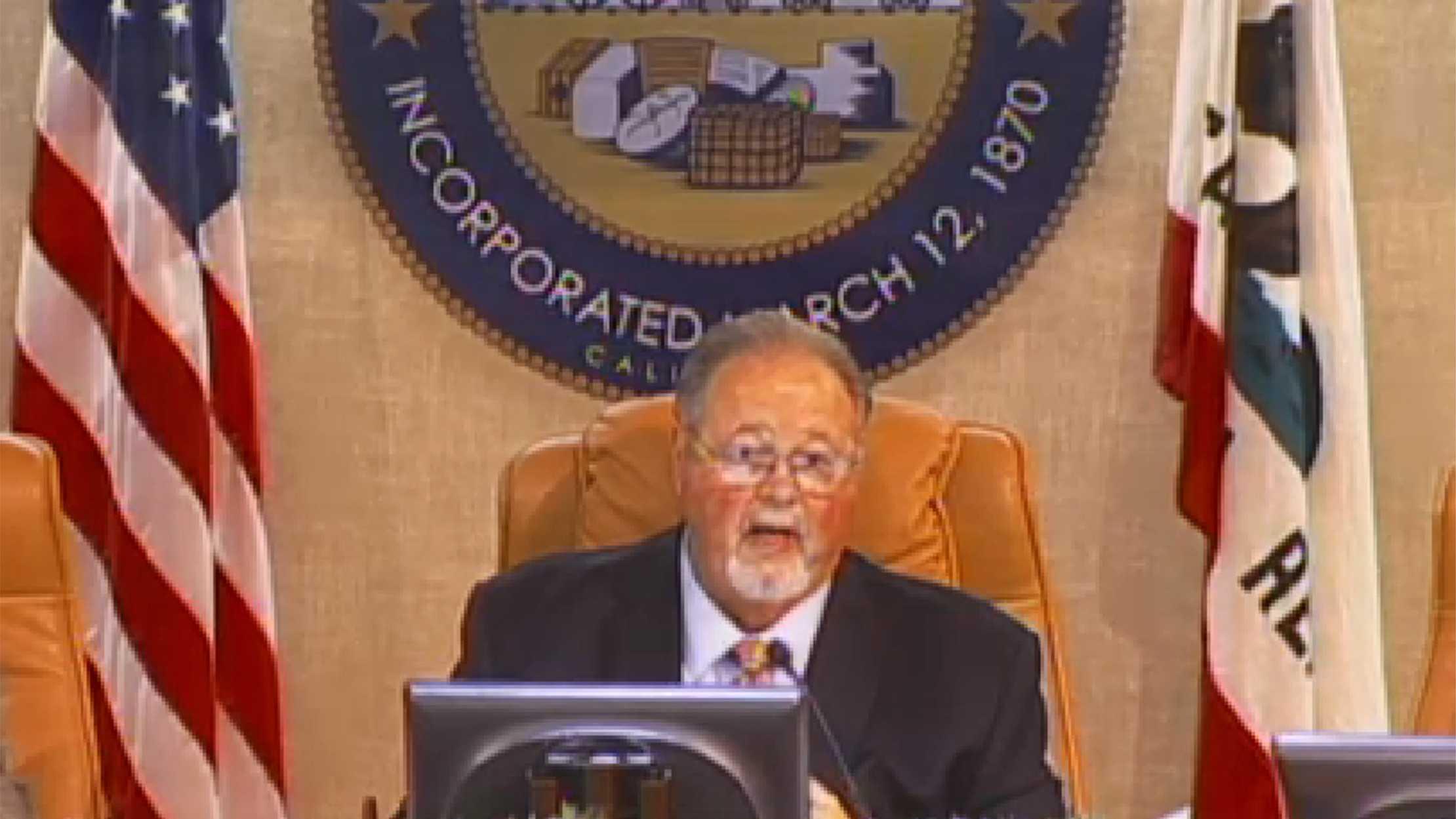 Gilroy Mayor Don Gage
