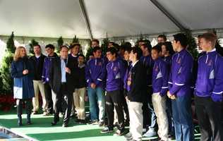 Salinas High School basketball team