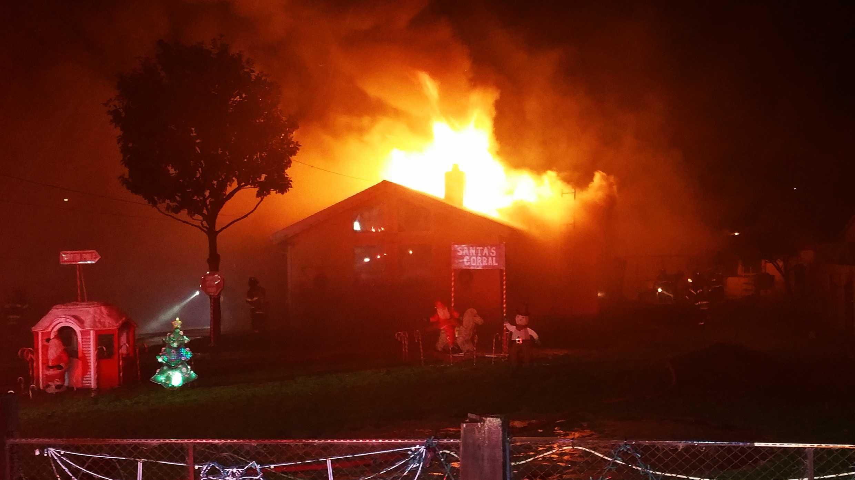 Salinas house fire