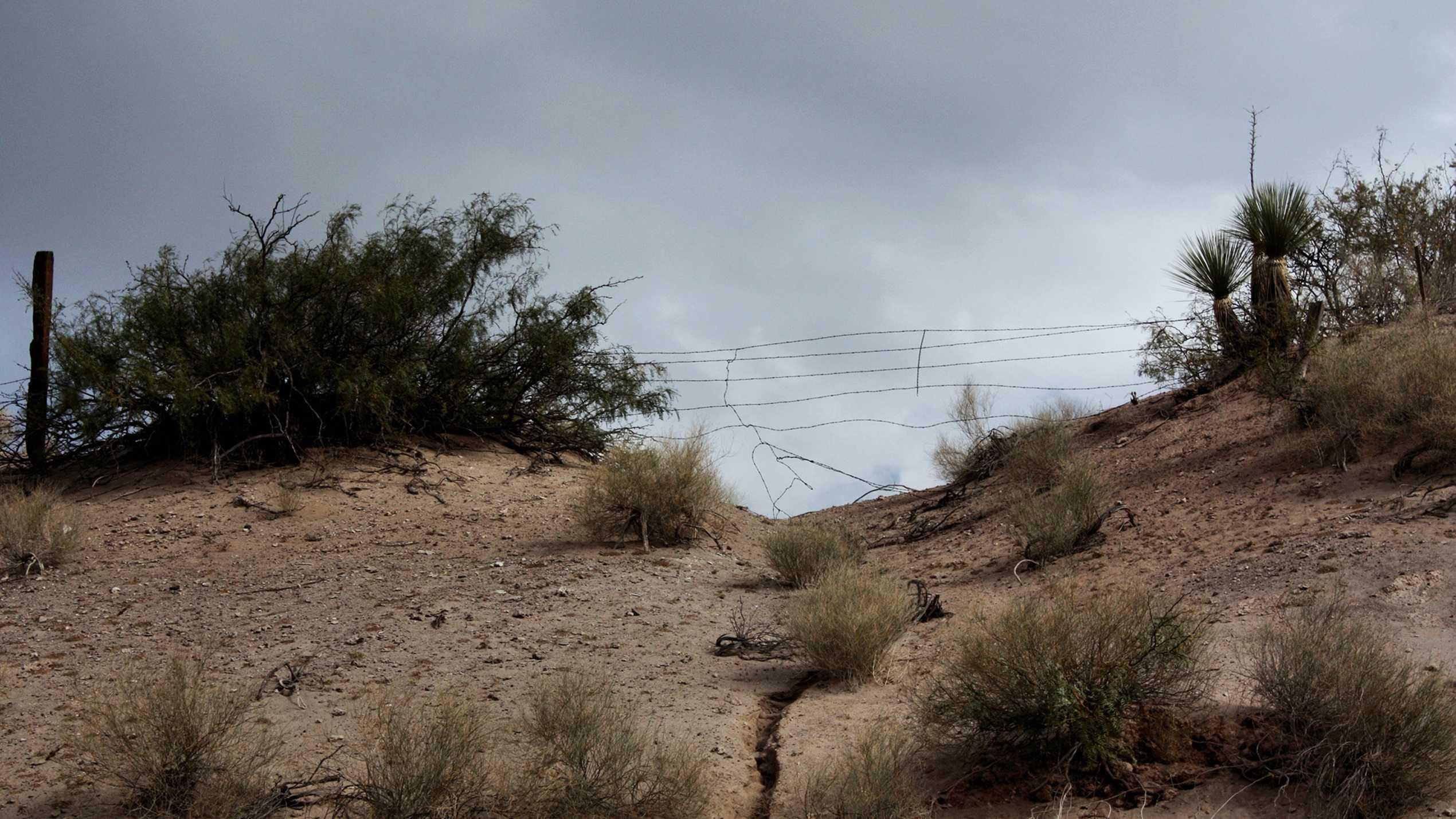 United States-Mexico border