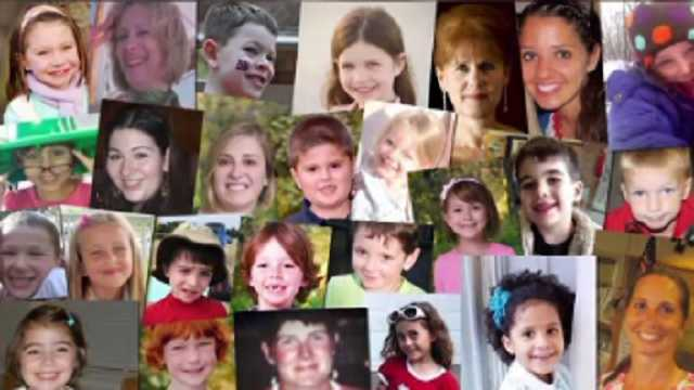 Sandy Hook shooting victims
