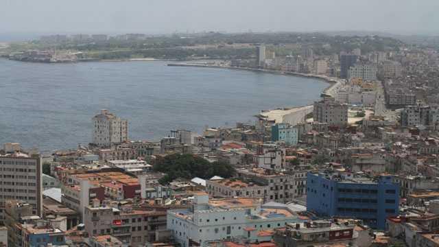 Havana, Cuba, skyline