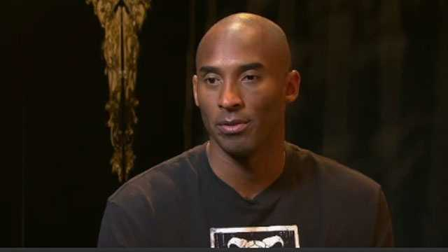 Kobe Bryant CNN interview