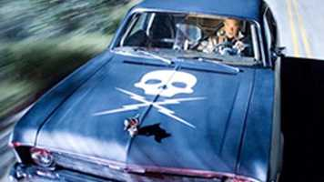 """It's better than safe. It's death proof."" -- ""Death Proof"" (2007)"