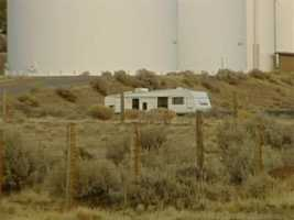 For the past few weeks, Loren Herzog has called a trailer at the High Desert State Prioson home, but that could change.